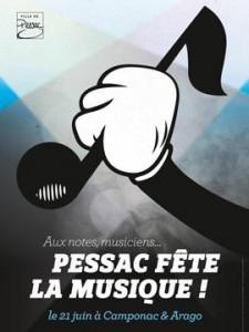 Fête de la Musique @ Mairie de Pessac | Pessac | Aquitaine Limousin Poitou-Charentes | France