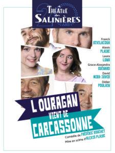 Théâtre L'ouragan vient de Carcassonne @ Espace G Brassens | Léognan | Aquitaine | France