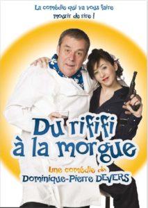 Théâtre 'Du rififi à la morgue' @ Espace G Brassens | Léognan | Aquitaine | France