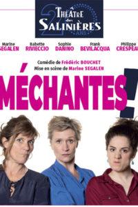 Théâtre 'Méchantes' @ Espace Georges Brassens