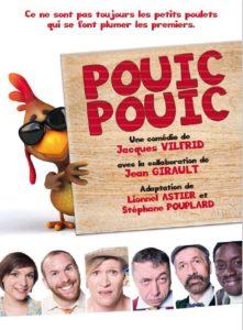 Théâtre 'Pouic Pouic' @ Espace G Brassens | Léognan | Aquitaine | France
