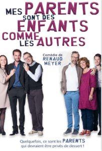 Théâtre 'Mes parents .....' @ Espace G Brassens | Léognan | Aquitaine | France