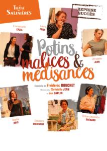 Théâtre 'Potins malices & médisances' @ Espace Georges Brassens